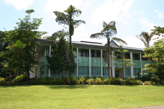 Office Building (OB) PTFI
