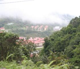 Kabut Tembagapura